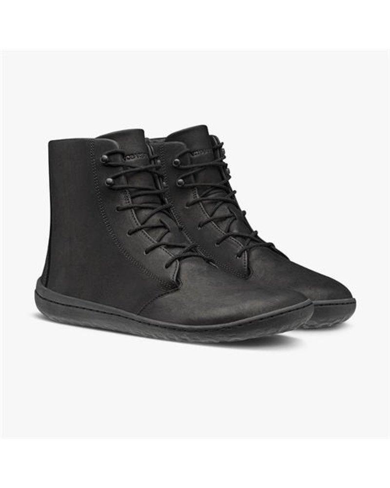 Vivobarefoot Gobi Hi III Ladies Leather Black