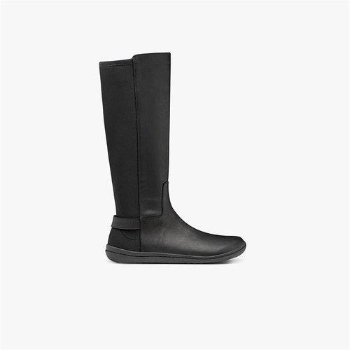 Vivobarefoot Ryder Ladies Leather Black