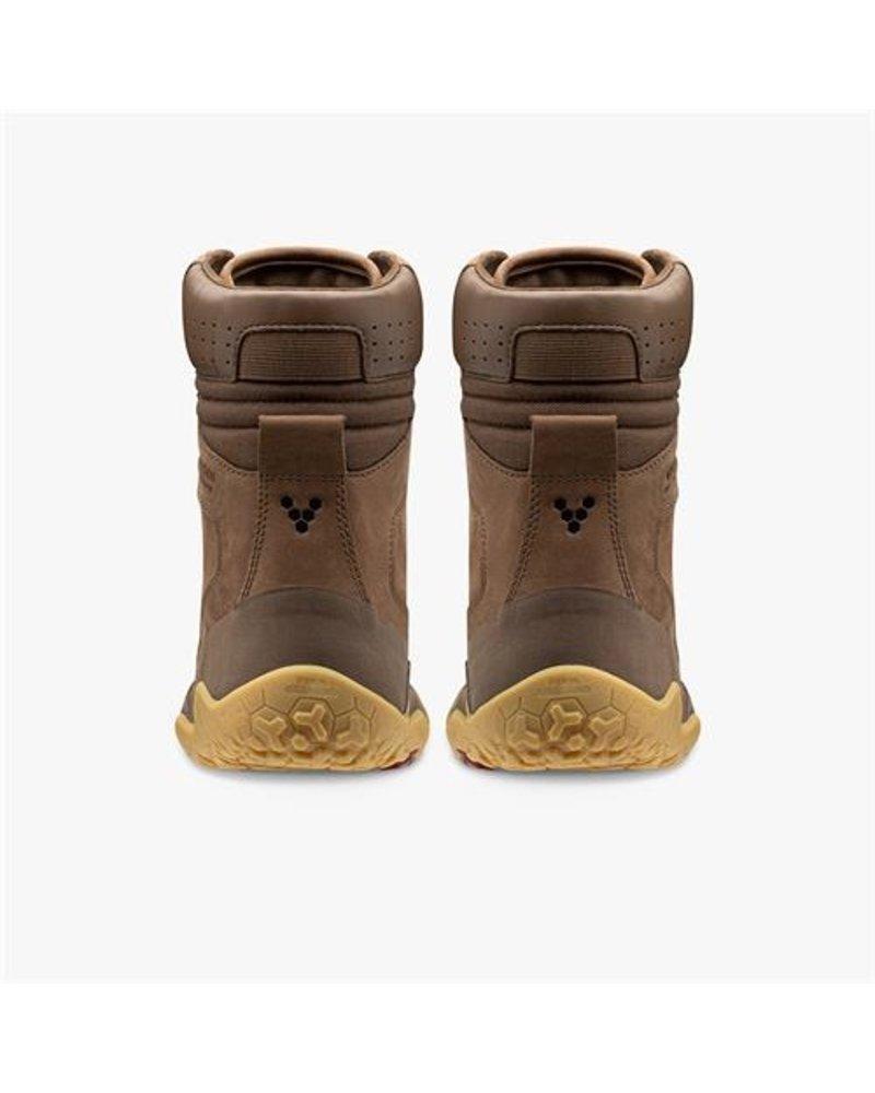 Vivobarefoot Tracker Hi FG Ladies Leather Brown