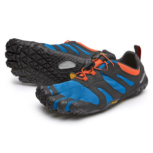 Vibram FiveFingers V-Trail 2.0 Men Blue/Orange