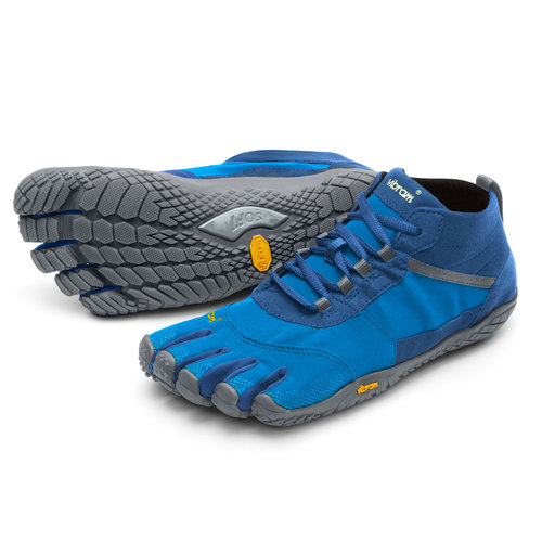 Vibram FiveFingers V-Trek Men Blue/Grey
