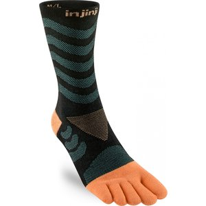 Injinji Womens Ultra Run Crew Coolmax Dive