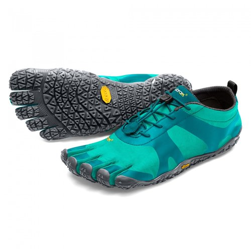 Vibram FiveFingers V-Alpha Women Teal/Grey