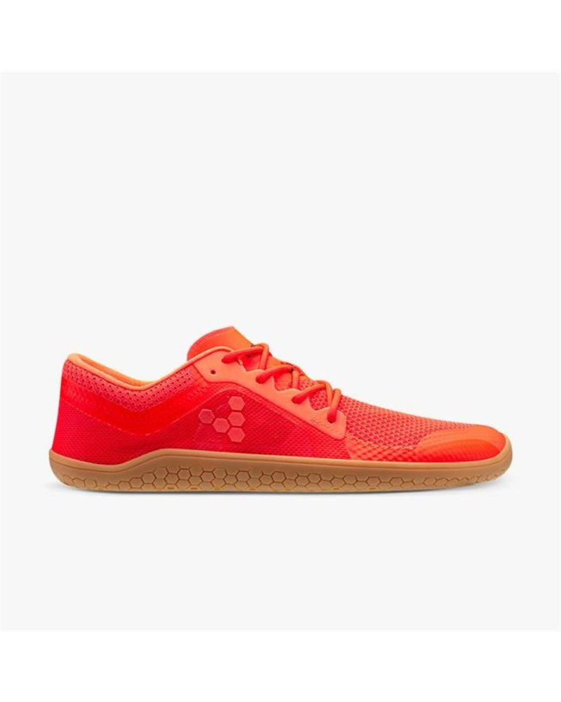 Vivobarefoot Primus Lite Ladies Neon Red
