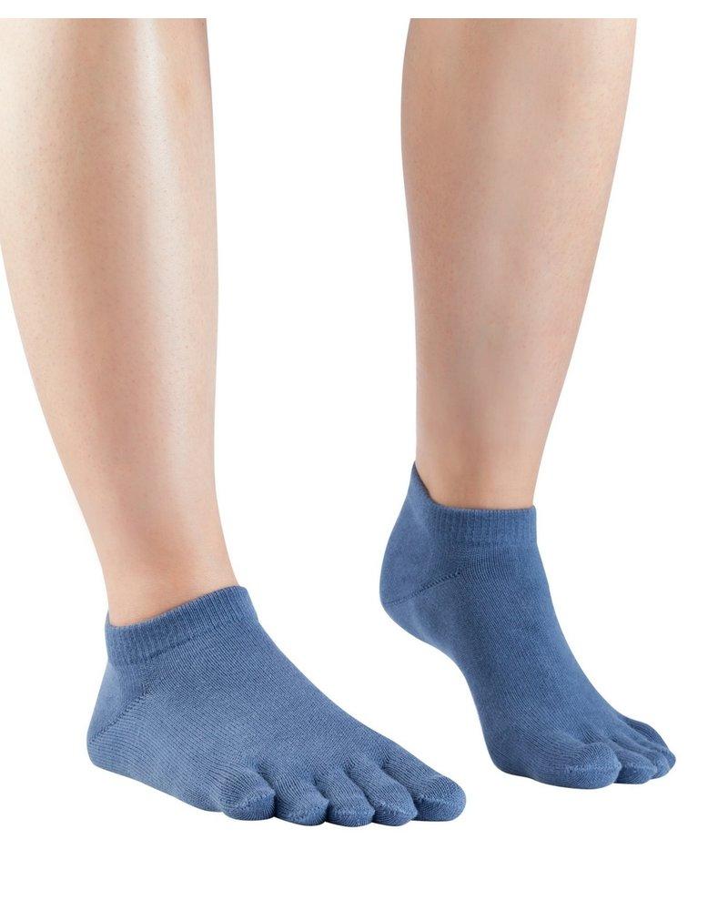 Knitido Essentials Sneaker Dull Blue, katoen