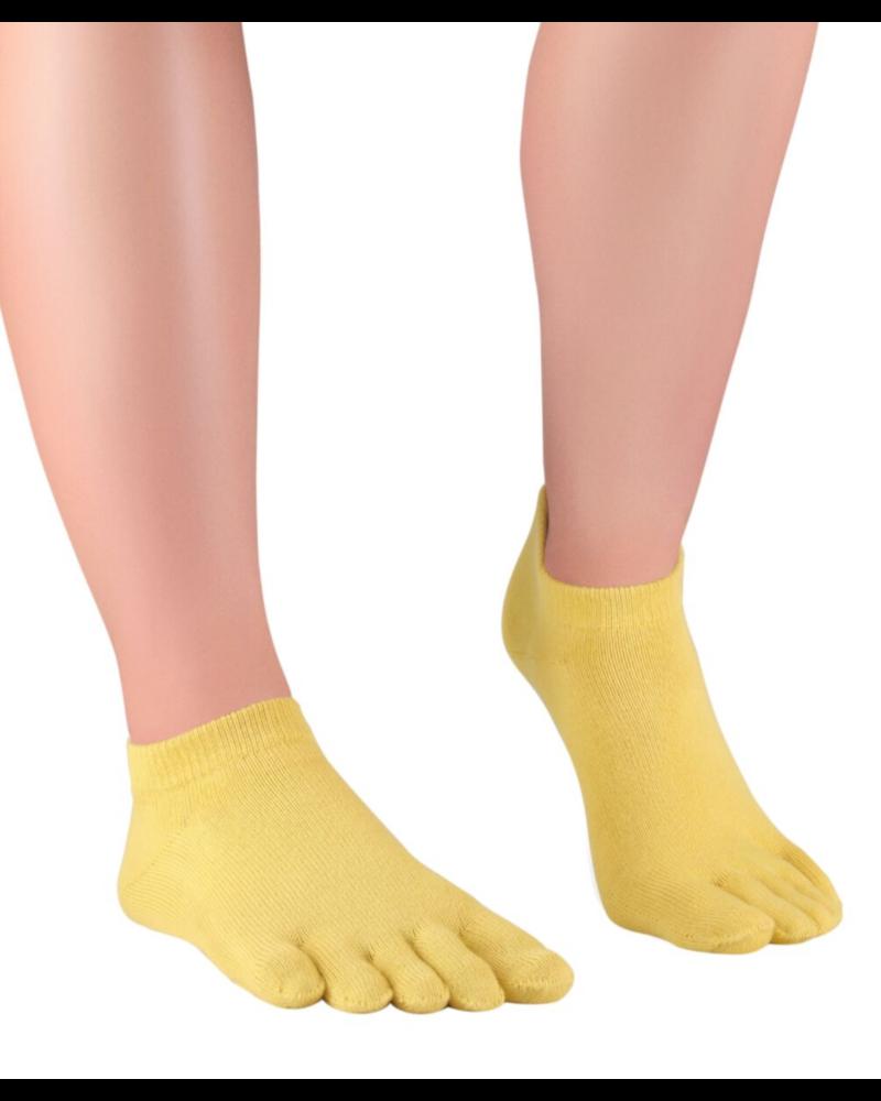 Knitido Essentials Sneaker Yellow, katoen
