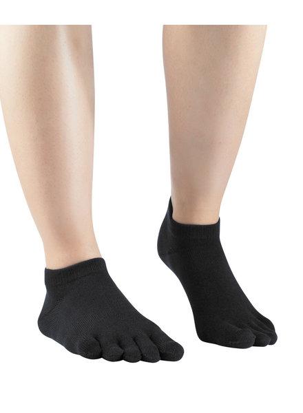 Knitido Essentials Sneaker Black, katoen