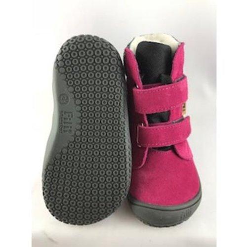 Filii Himalaya Velours Tex Pink Velcro