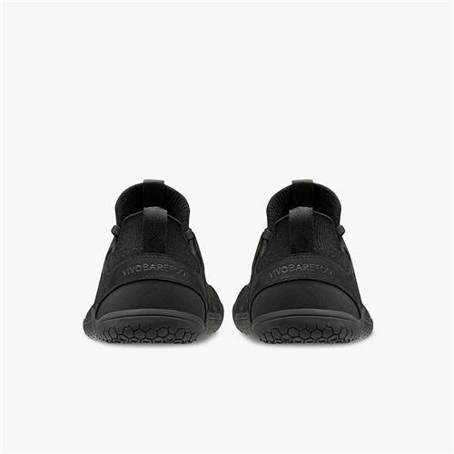 Vivobarefoot Primus Knit Lux Men Leather Black