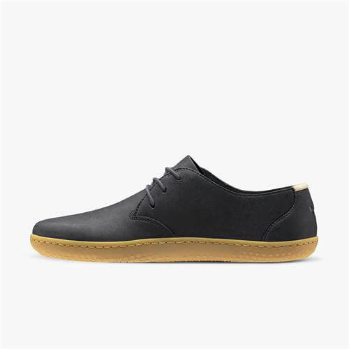 Vivobarefoot Ra II Men Leather Midnight Navy