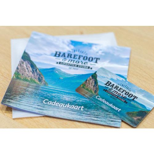 Barefoot & More cadeaukaart