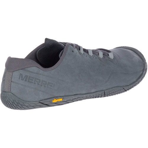 Merrell Vapor Glove 3 Men Luna Leather Granite