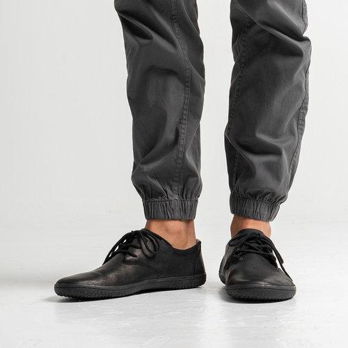 Vivobarefoot Ra II Men Leather Black/Hide