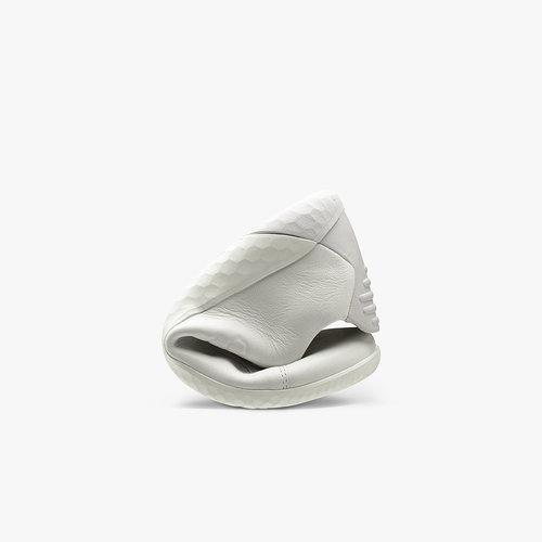 Vivobarefoot Geo Court Ladies Leather Bright White