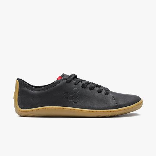 Vivobarefoot Addis Men Leather Black
