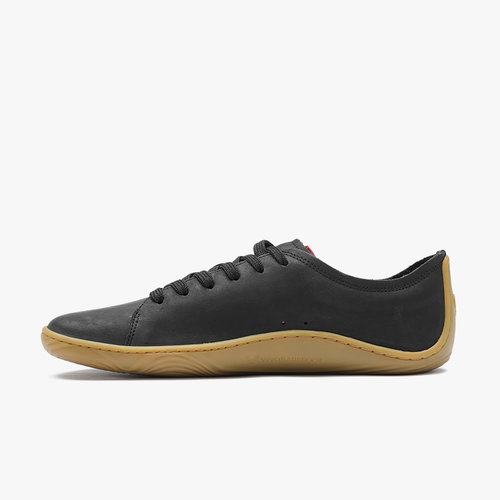 Vivobarefoot Addis Ladies Leather Black