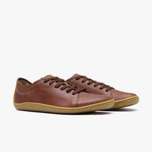 Vivobarefoot Addis Ladies Leather Brown