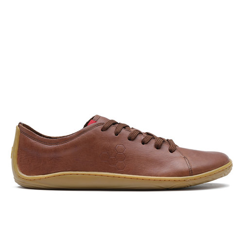 Vivobarefoot Addis Ladies Leather Brown