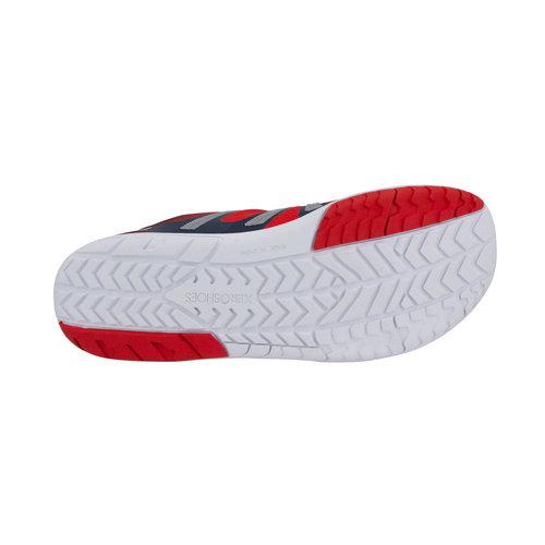 Xero Shoes HFS Men Crimson Navy