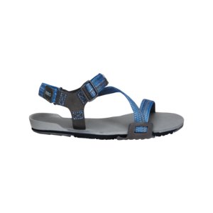 Xero Shoes Z-Trail Kids Multi-Blue