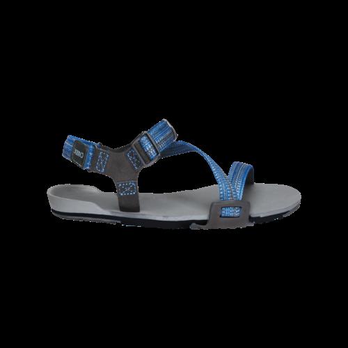 Xero Shoes Z-Trail Kids Multi-Blue