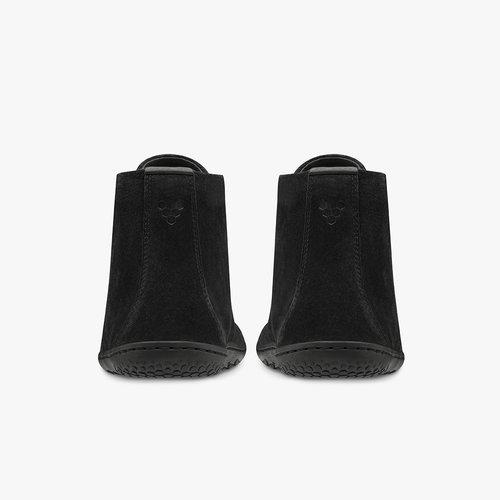 Vivobarefoot Gobi III Ladies Leather Obsidian Black