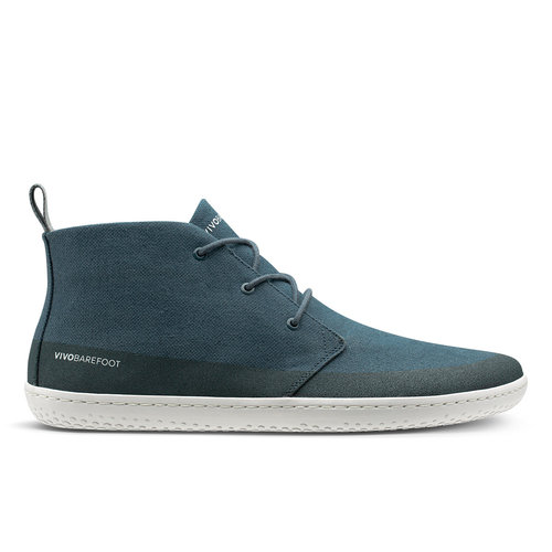 Vivobarefoot Gobi II Eco/Hemp Men Deep Sea Blue