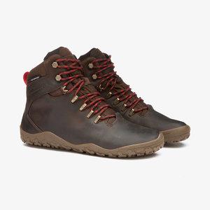 Vivobarefoot Tracker FG Men Leather Dark Brown (2020 versie)