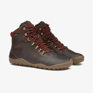 Vivobarefoot Tracker FG Men Leather Dark Brown