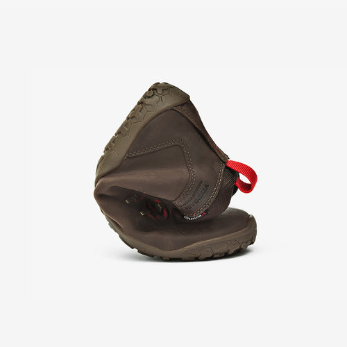 Vivobarefoot Tracker FG Ladies Leather Dark Brown