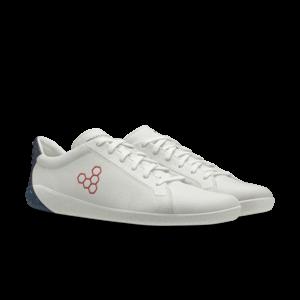 Vivobarefoot Geo Court Eco Ladies White/Navy/Red
