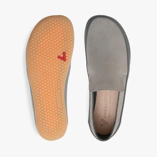 Vivobarefoot Opanka Leather Ladies Graphite