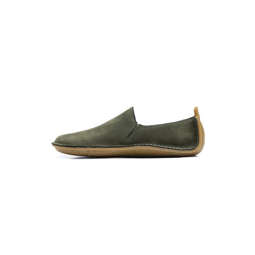 Vivobarefoot Ababa Men Leather Botanical Green