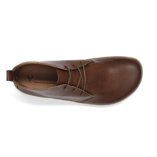 Vivobarefoot Gobi Lux Men Leather Brown