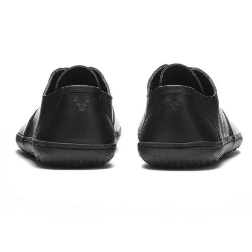 Vivobarefoot Ra Lux Men Leather Black