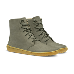 Vivobarefoot Gobi Hi III Ladies Nubuck Drift Wood