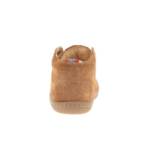Koel4Kids Ben Suede Laces Bio Camel (KO840ASBM-12)