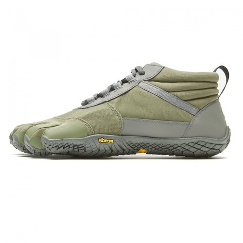 Vibram FiveFingers V-Trek Insulated Women Military/Grey