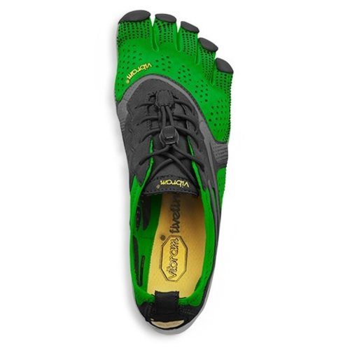 Vibram FiveFingers V-Run Men Green/Black