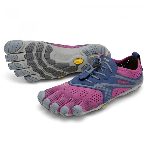 Vibram FiveFingers V-Run Women Fuchsia/Blue