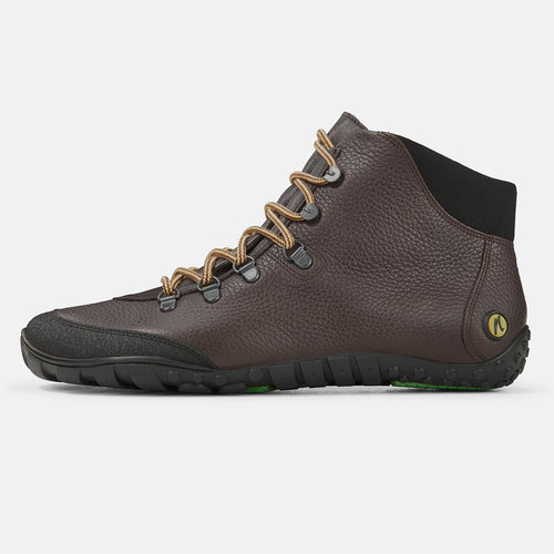 Joe Nimble wanderToes Dark Brown leather