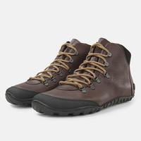 wanderToes Dark Brown leather