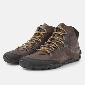 Joe Nimble wanderToes Dark Brown leather