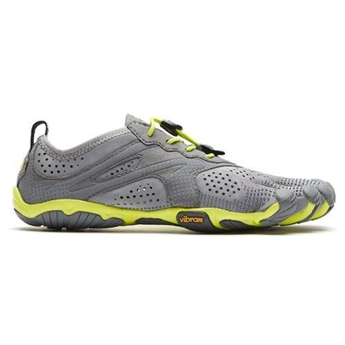 Vibram FiveFingers V-Run Women Grey/Yellow