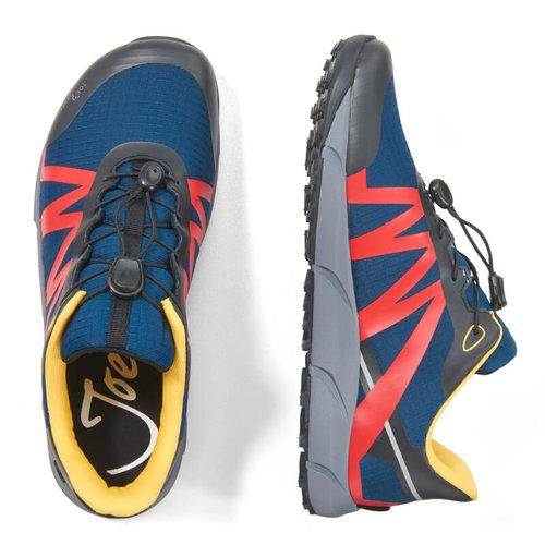 Joe Nimble nimbleToes Trail Addict men Blue/Red