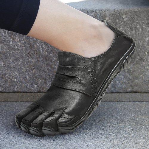 Vibram FiveFingers CVT Leather Men Black