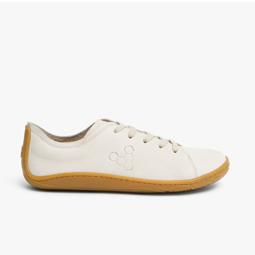 Vivobarefoot Addis Men Leather Cement