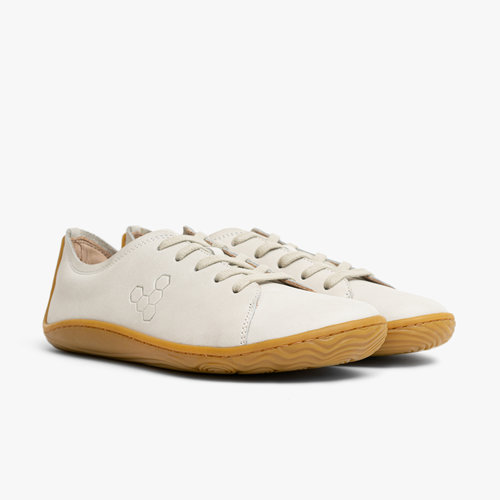 Vivobarefoot Addis Ladies Leather Cement