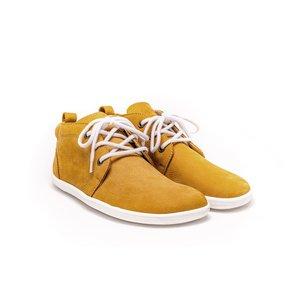 Be Lenka Icon Mustard & White