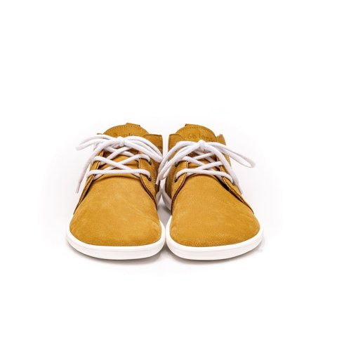 Be Lenka Icon Mustard & White